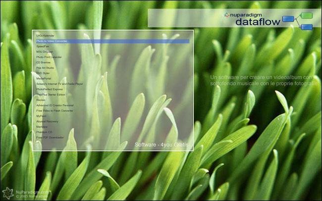 RSS Screensaver