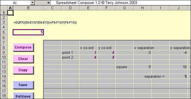 Spreadsheet Composer 2.0