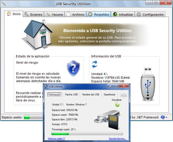 USB Personalizer